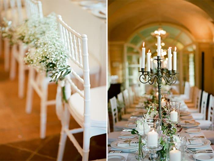 Wedding Reception At Borgo Pignano In Tuscany In Italy With Sposiamovi Events