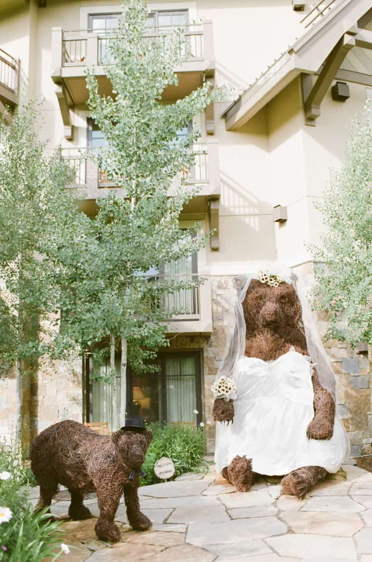 Four Seasons Vail Wedding With White Birch Weddings
