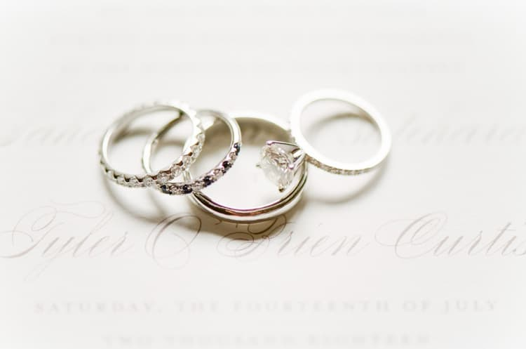 Wedding Bands At Four Seasons Vail Wedding With White Birch Weddings