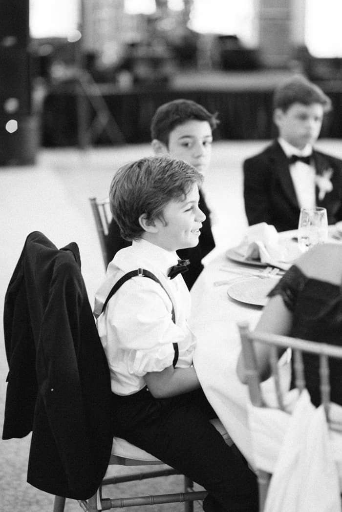 Kids At Jewish Wedding At The Westin Riverfront And Spa In Beaver Creek With Calluna Events