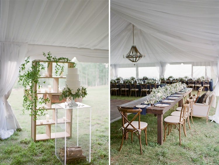 Rustic Chic Wedding Reception At Eaton Ranch Wedding In Vail With Bella Event Design And Planning