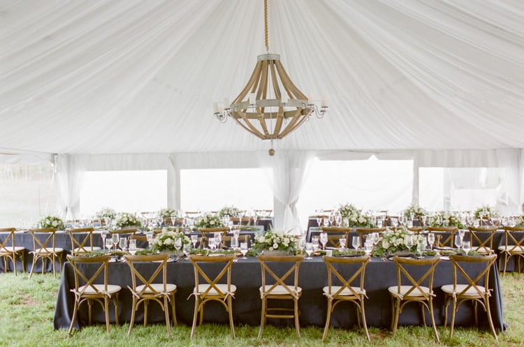 Elevated Rustic Wedding Reception At Eaton Ranch Wedding In Vail With Bella Event Design And Planning