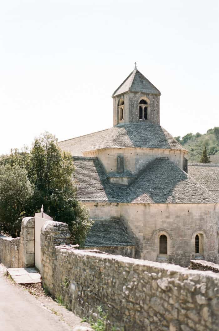 Sénanque Abbey In Provence At Tamara Gruner Workshops