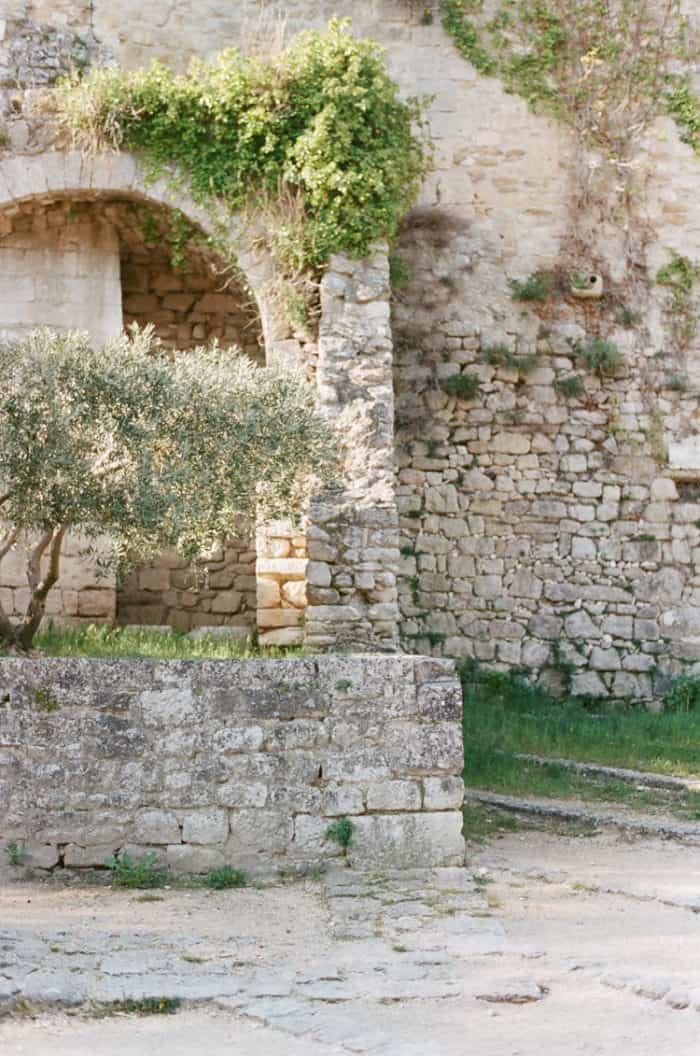 Glanum Ruins At Tamara Gruner Workshops