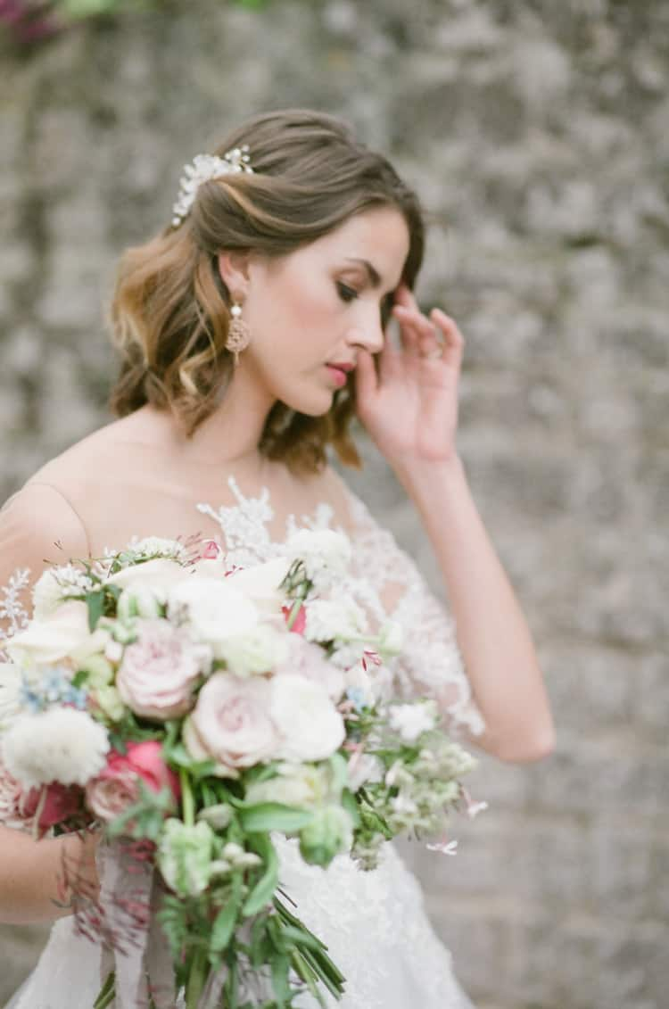 Romantic French Wedding Photographer