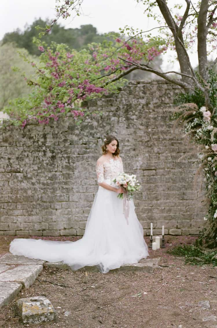 Provence Fine Art Film Wedding Photographer