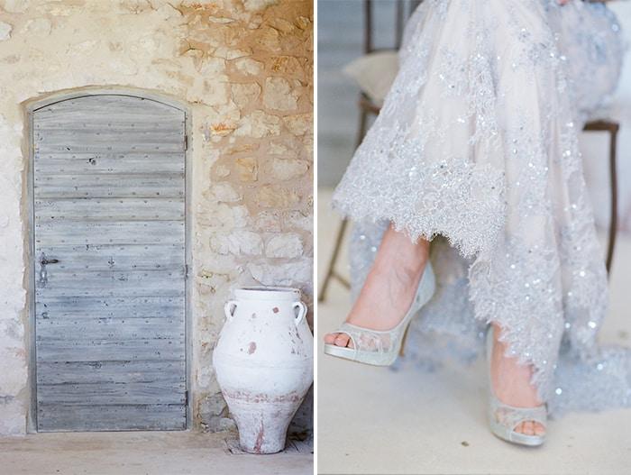 Engagement Shoe Details At Le Clos Saint Esteve At Tamara Gruner Workshops