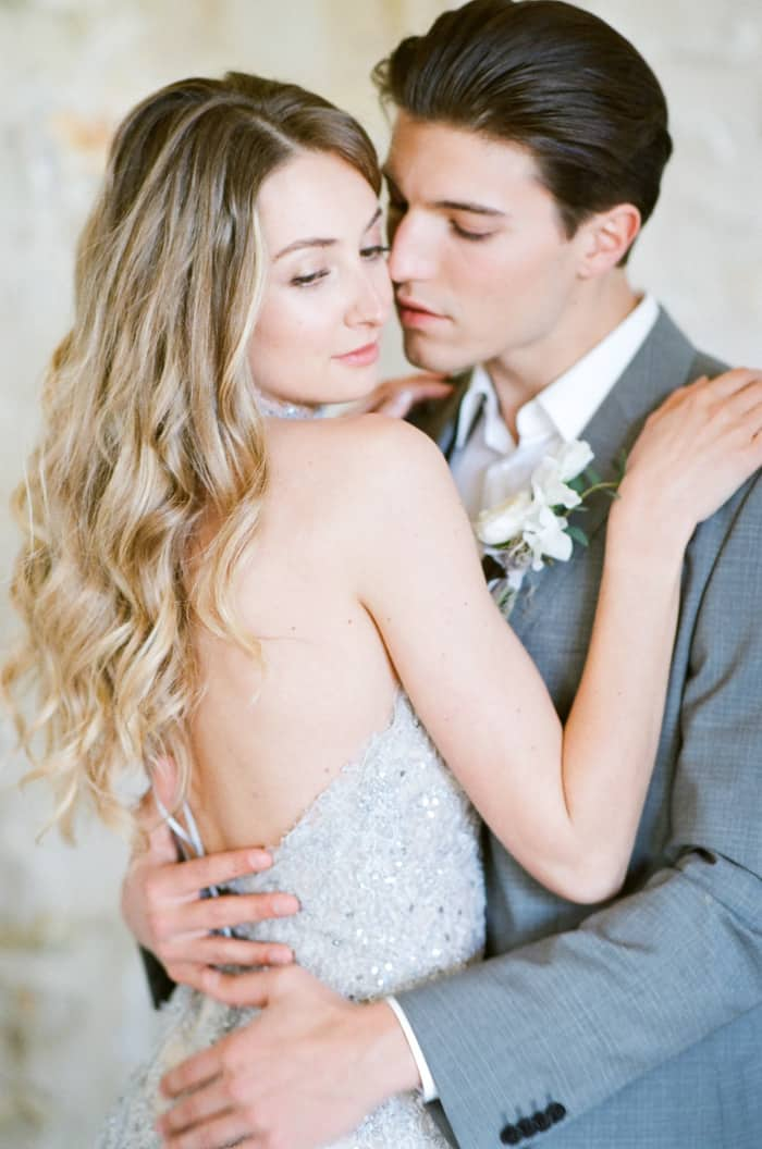 French Fine Art Film Wedding Photographer
