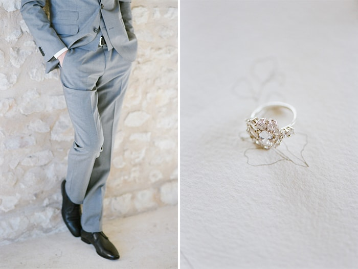 Engagement Ring At Le Clos Saint Esteve At Tamara Gruner Workshops