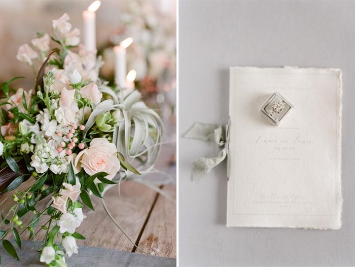 Wedding Details At Le Clos Saint Esteve At Tamara Gruner Workshops