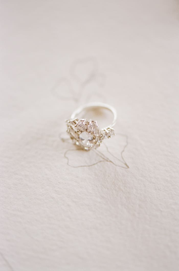 Wedding Ring At Le Clos Saint Esteve At Tamara Gruner Workshops