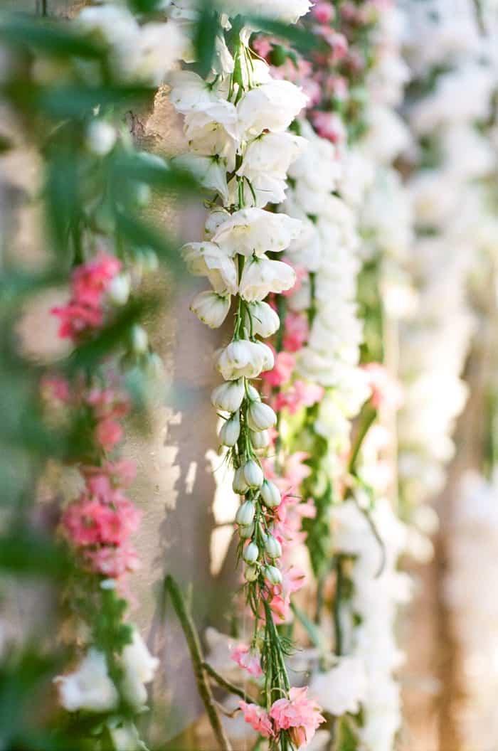 Floral Ceremony Details