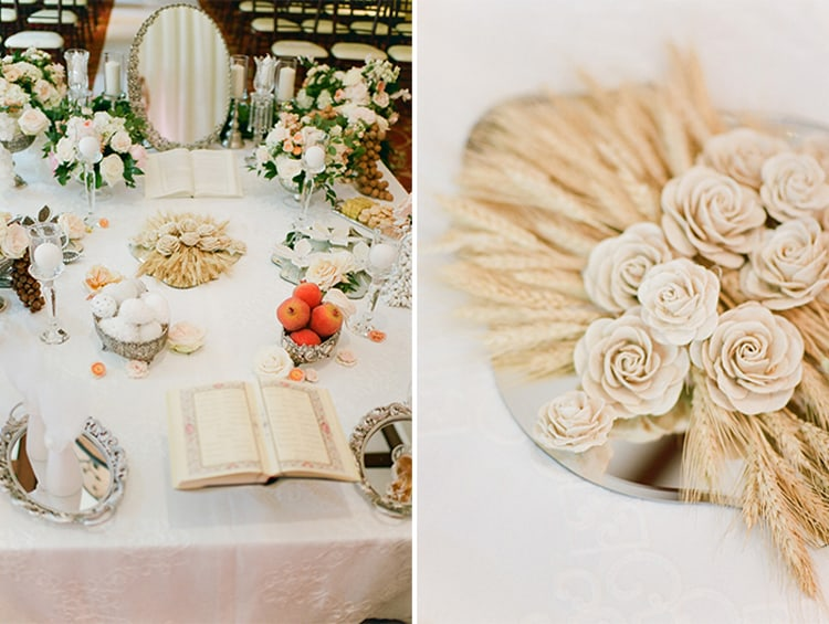 Persian Wedding At Summer Wedding At Four Seasons Vail With White Birch Weddings