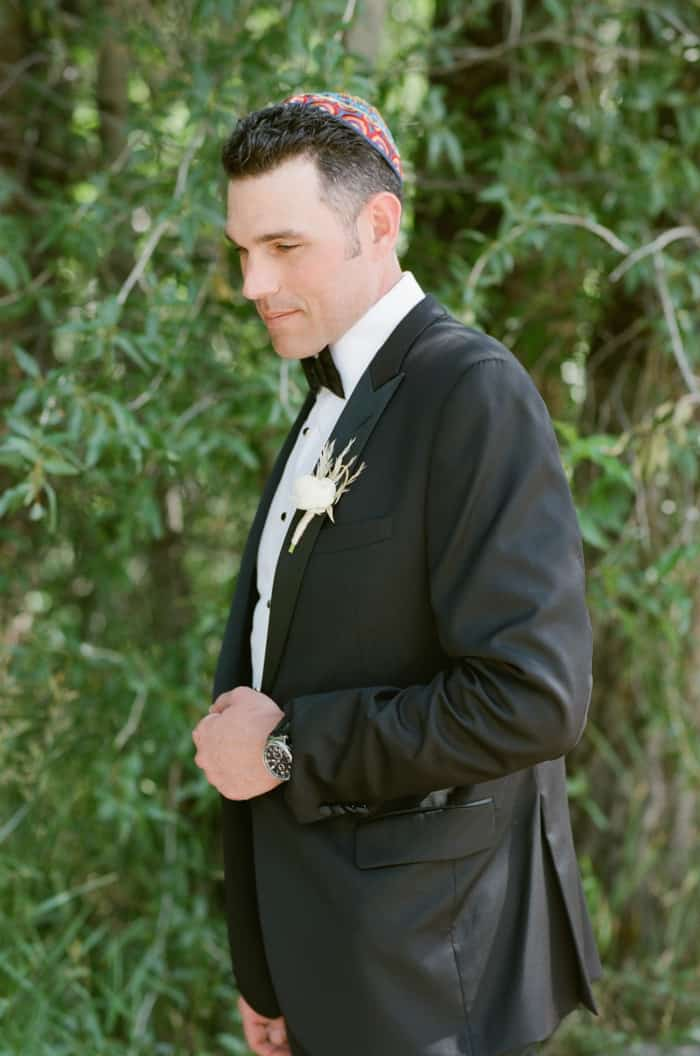 Groom At The Westin Riverfront And Spa In Beaver Creek With Calluna Events