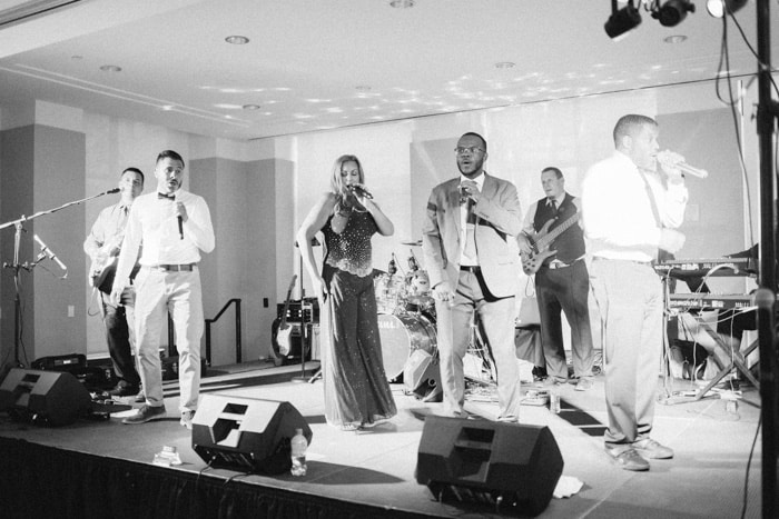 Soul X Band At Jewish Wedding At The Westin Riverfront And Spa In Beaver Creek With Calluna Events