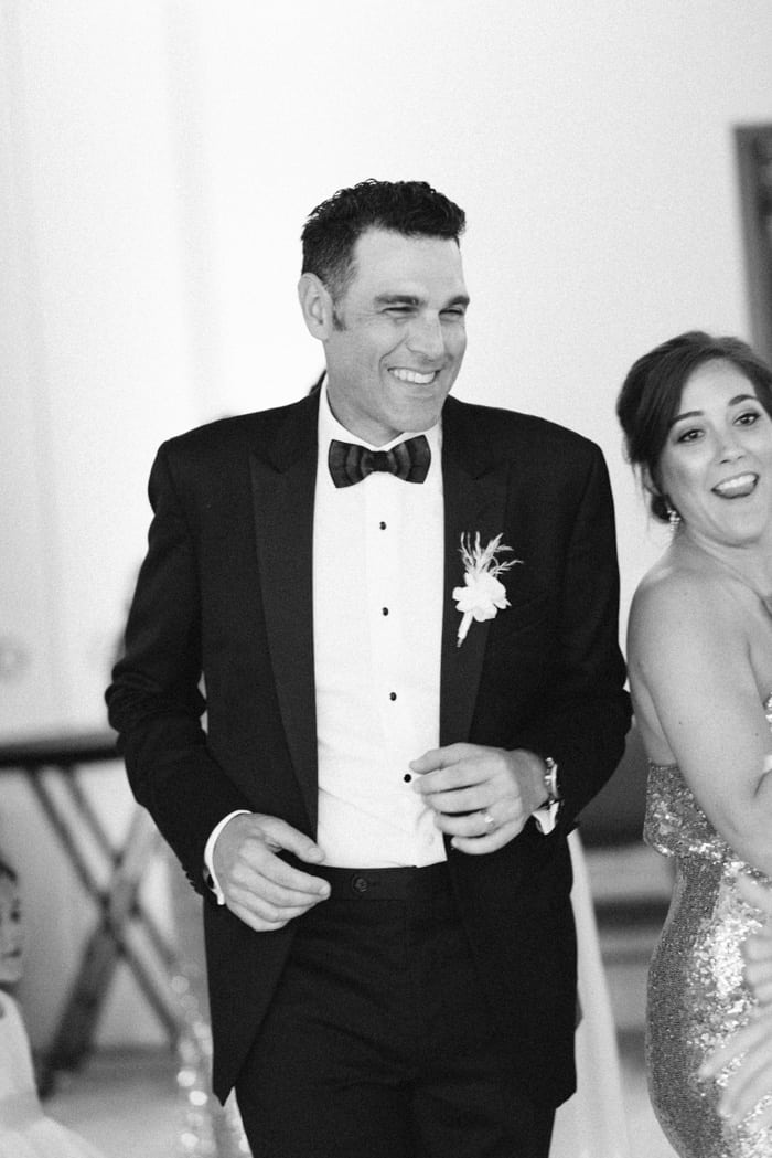 Groom Dancing At Jewish Wedding At The Westin Riverfront And Spa In Beaver Creek With Calluna Events