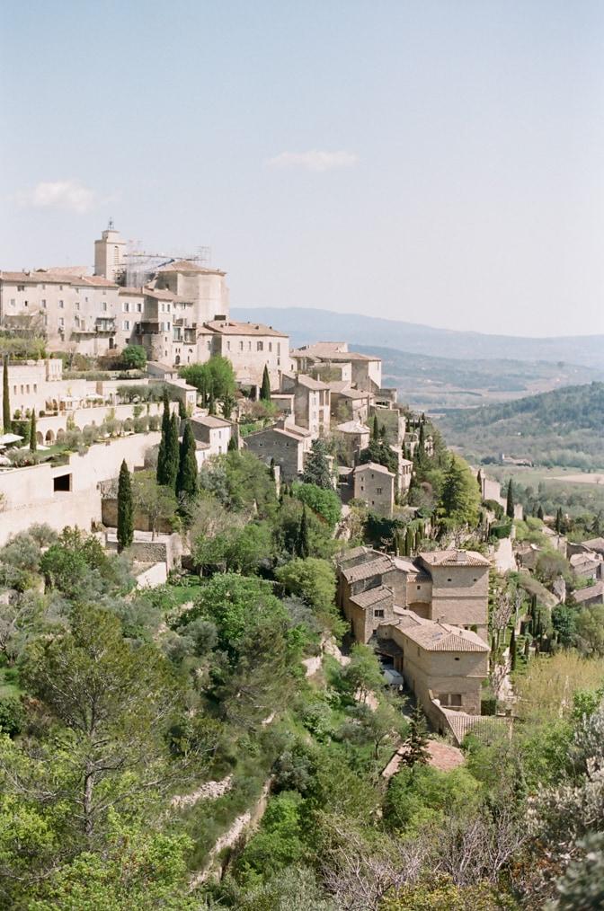 Gordes in Provence, France