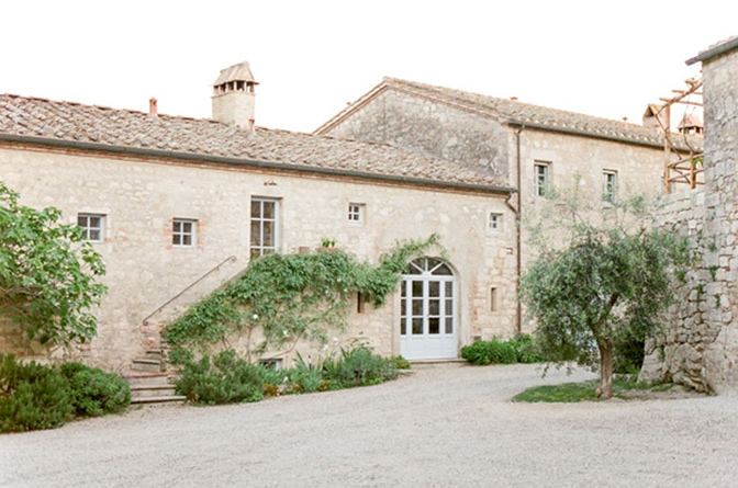 Borgo Pignano - A luxury destination wedding venue in Tuscany, Italy