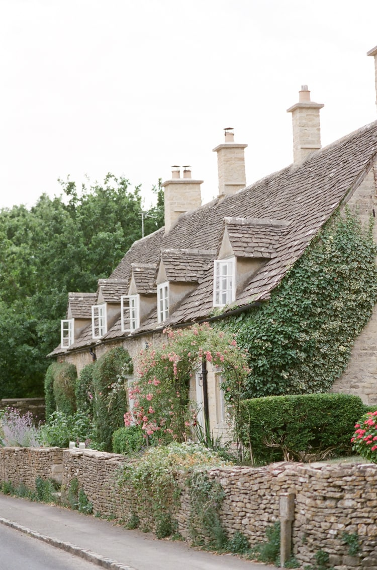 A luxury destination wedding photographer's tour guide through the Cotswolds in England
