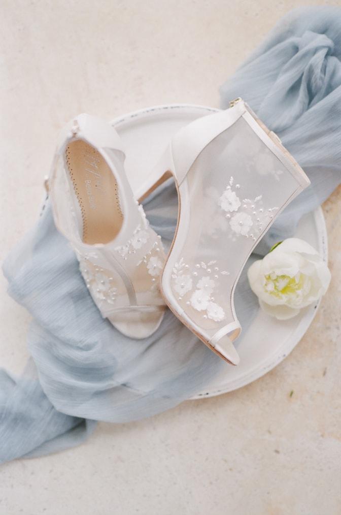 Bella Belle shoes designed by Joy Proctor