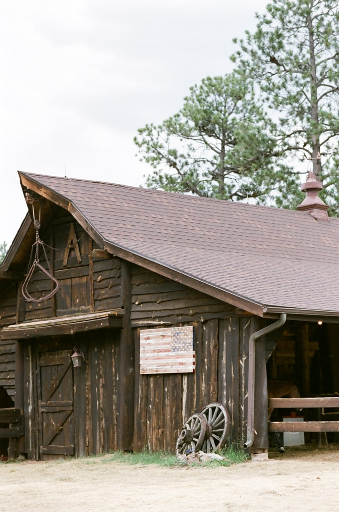 Hut on a private ranch in Colorado Springs
