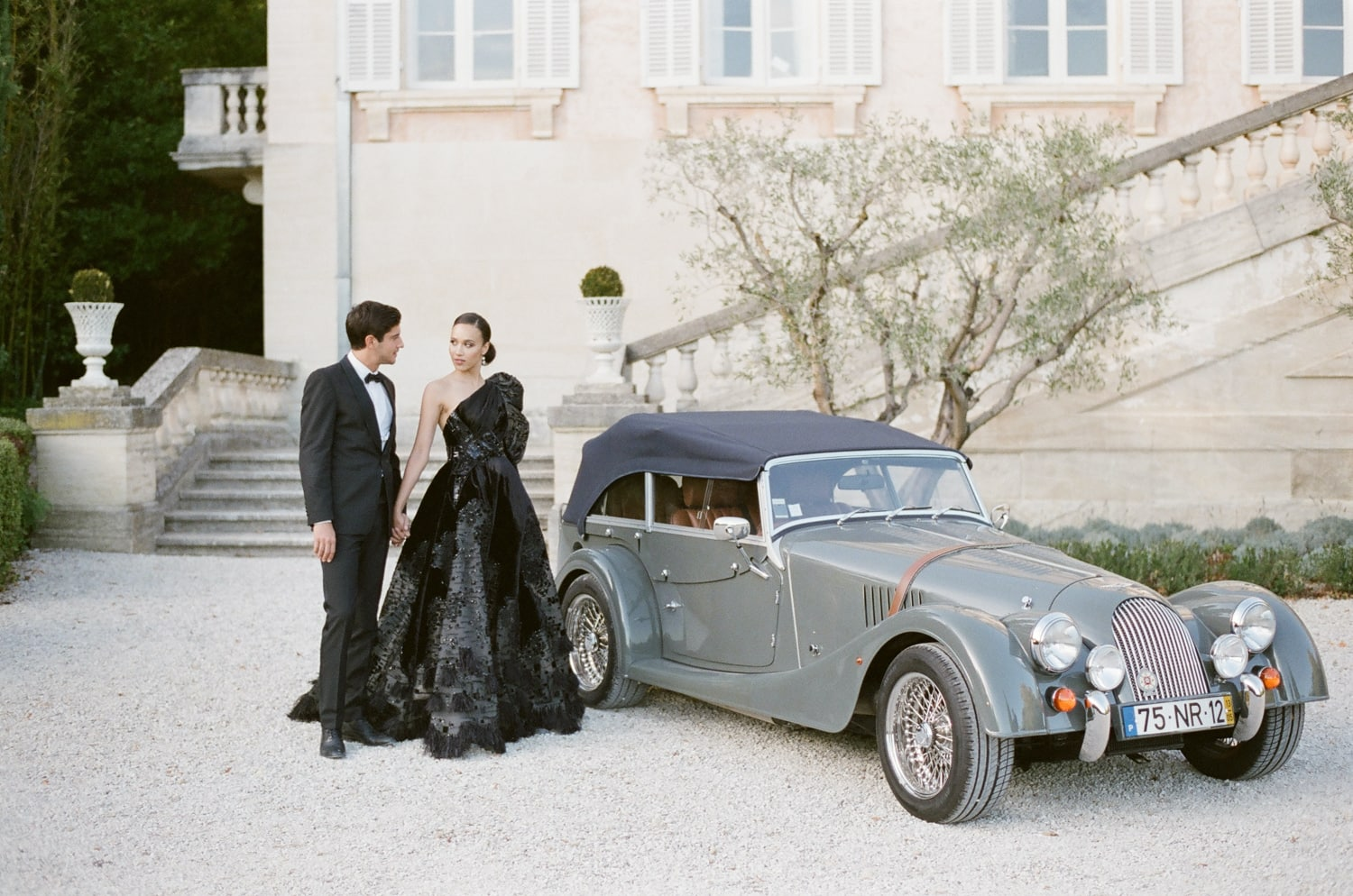 Glamorous-French-Chateau-Wedding-in-Provence