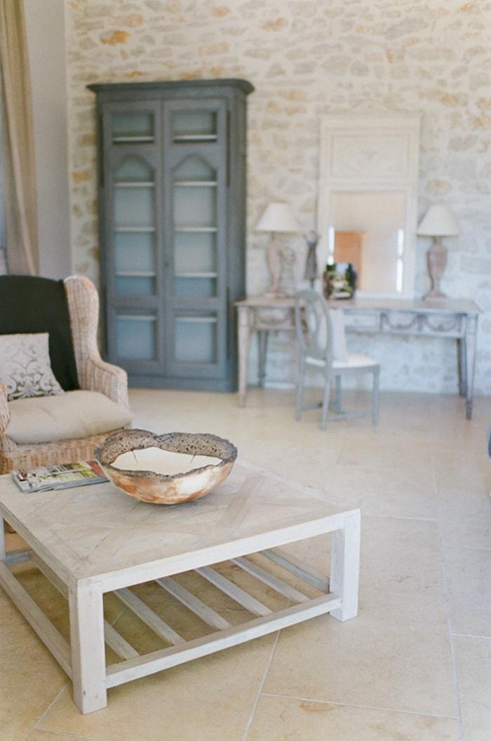 Bedroom at Le Clos Saint Esteve in Provence