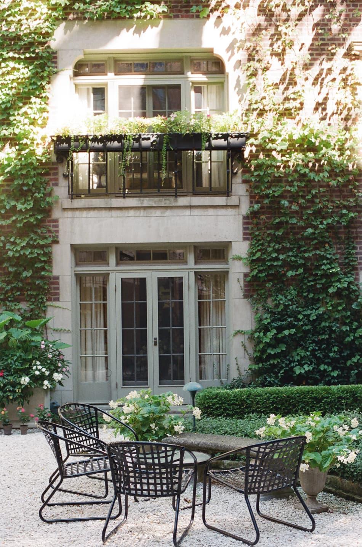 Private Estate Garden in Chicago