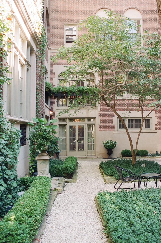 Chicago Garden at a private estate