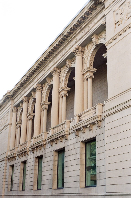 Chicago Art Institute Building